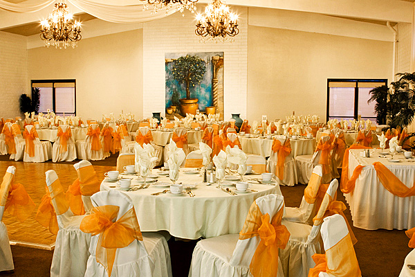 Balboa Golf Course banquet facilities