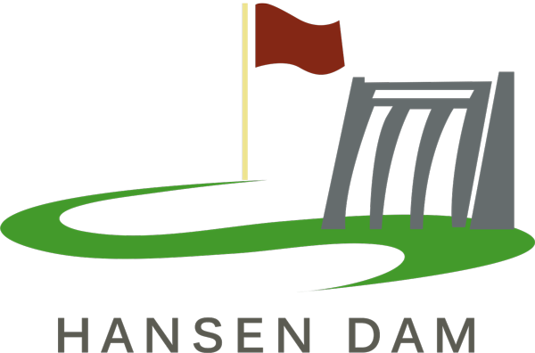Hansen Dam Golf Course Logo