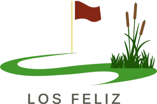 Los Feliz 3-Par Golf Course Logo