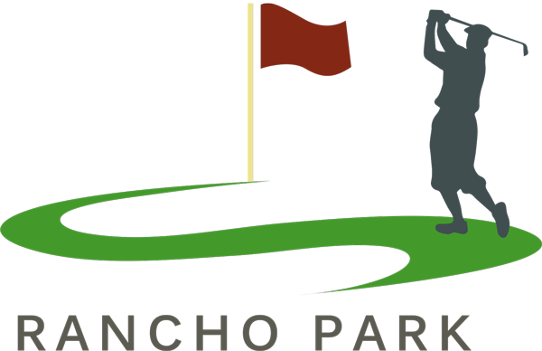 Rancho Park 3-Par Golf Course Logo