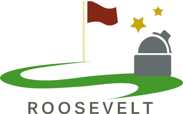 Roosevelt Golf Course Logo